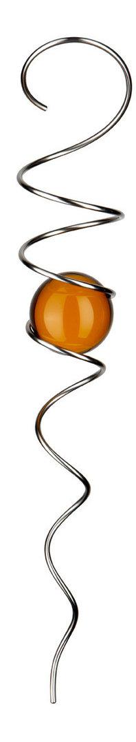 KUGELSPIRALE 040 yellow/amber