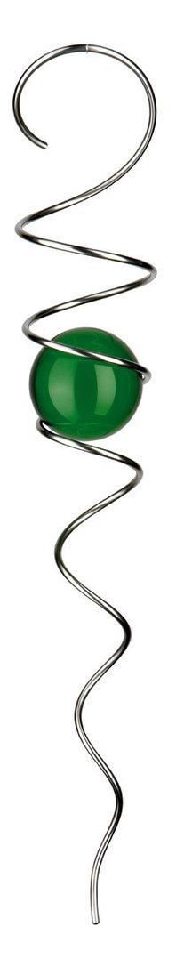 KUGELSPIRALE 040 grün/emerald