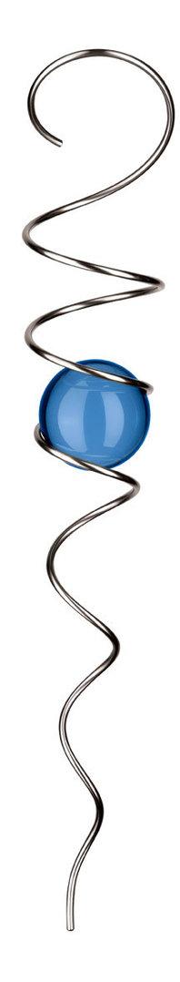 KUGELSPIRALE 070 aquamarine